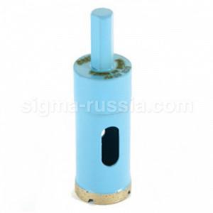 Коронка Sigma 53D 20 мм для мокрого сверления